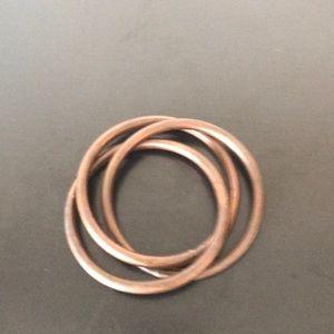 Jewelry - Bronze Three Ring Bracelet